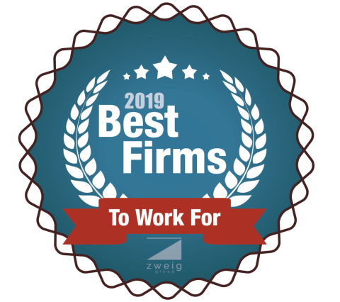 Logo Zweig Best Firm 2019